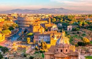 Отели Рима 3 звезды в центре города у жд вокзала Термини