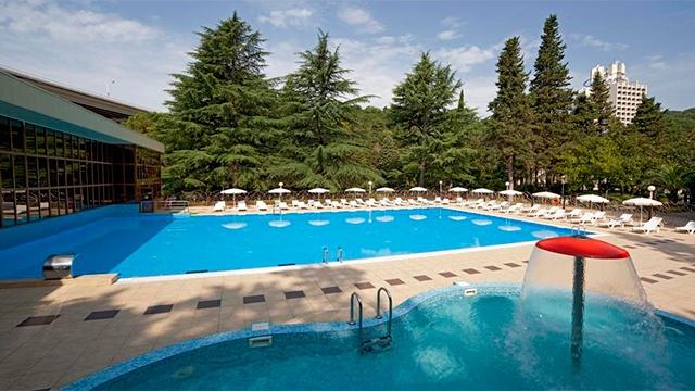 Отель Alean Family Resort & SPA Sputnik 3*