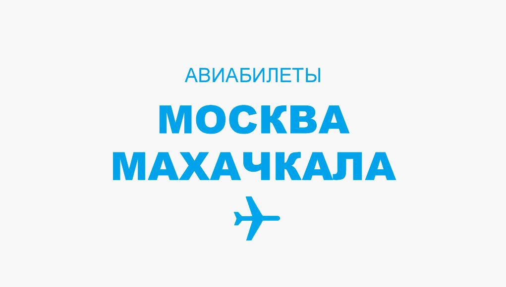 Авиабилеты Москва - Махачкала прямой рейс, расписание, цена