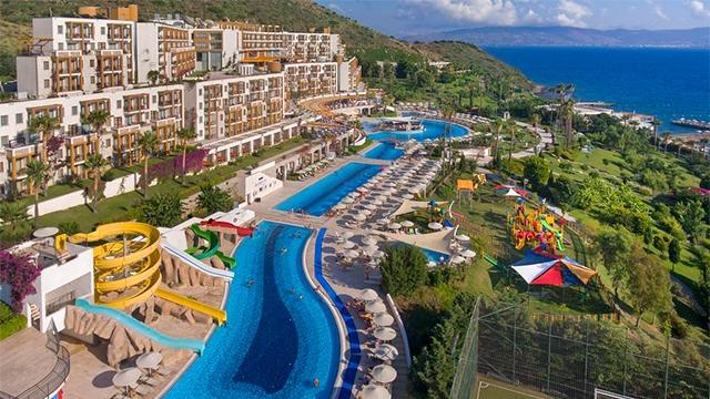 Отель Kefaluka Resort Ultra All Inclusive5*