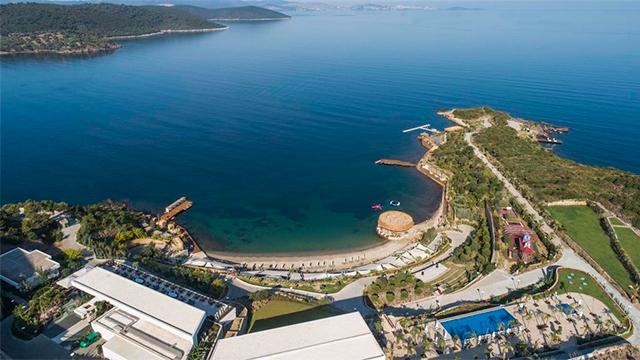 Отель LUX Bodrum Resort & Residences5*