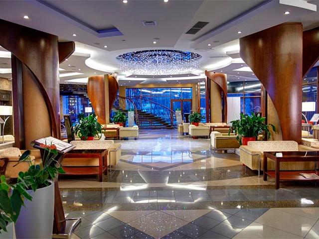 Ареал Конгресс отель ★★★★
