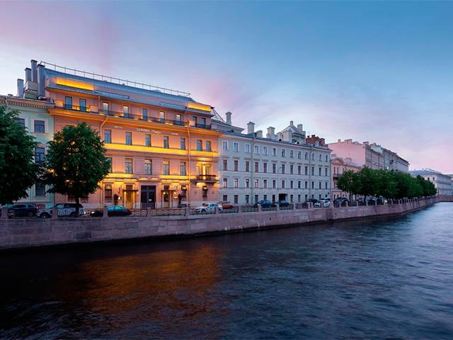 Отель Domina St.Petersburg ★★★★★