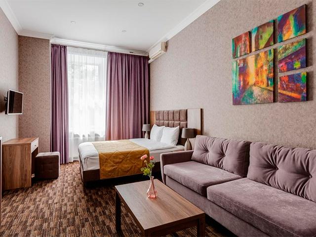 Отель Florinn Hotel 3*