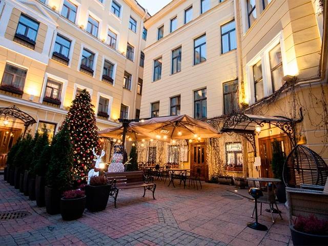 Отель Гельвеция ★★★★★