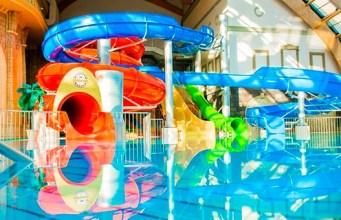Отели с аквапарком в Подмосковье