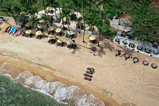 Отели Самуи с собственным пляжем