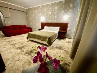 Отель Прибой 3* Лазаревское