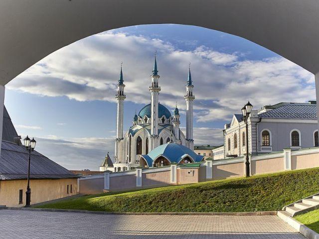 Экскурсия: Ежедневная прогулка по Казани