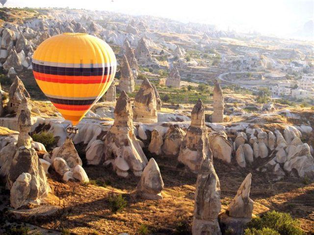 Групповая экскурсия в Каппадокию на 2 дня