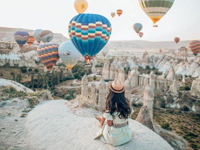 Экскурсия: Калейдоскоп Каппадокии — на 2 дня из Кемера