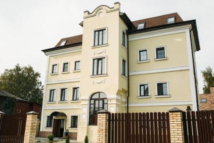Гостиница Сквозной переулок 7 2* Ярославль