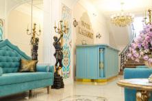 Отель Каганат 3* Казань