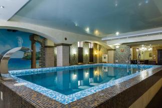 Отель Троя 4* Краснодар