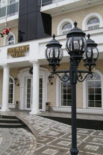 Премьер Отель 4* Краснодар