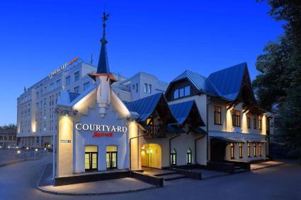 Courtyard by Marriott Нижний Новгород Сити Центр 4*