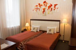 Отель Минин на улице Пожарского 4* Нижний Новгород