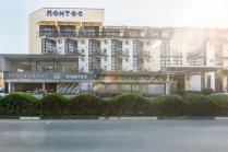 Отель Понтос Фемили Резорт 4* Витязево
