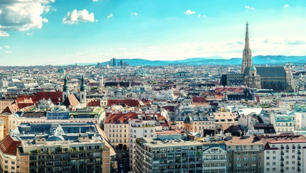 Vienna still rules as the world's most liveable city.