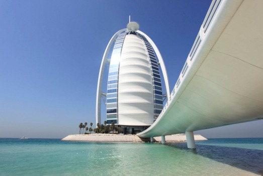 Dubai S Burj Al Arab The World S Most Popular Hotel On Social Media