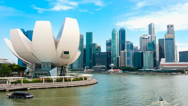 Singapore is the world's most expensive city.