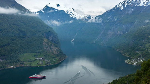 Norway offers some of the most incredible nature you'll ever see.