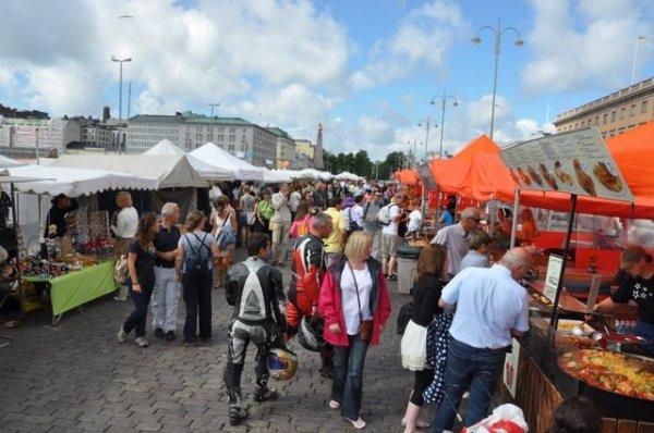Market Square Finland