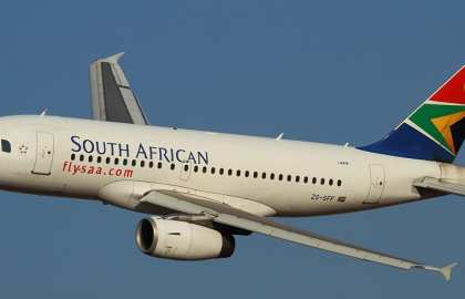 SAA South African Airways Africa Beat News