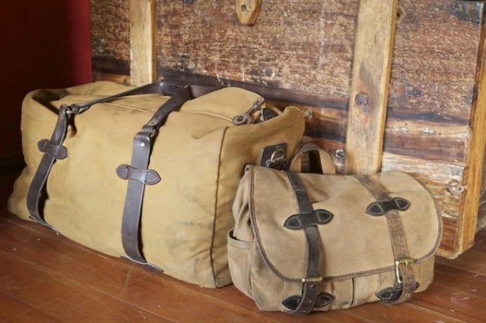Safari Packing Bags