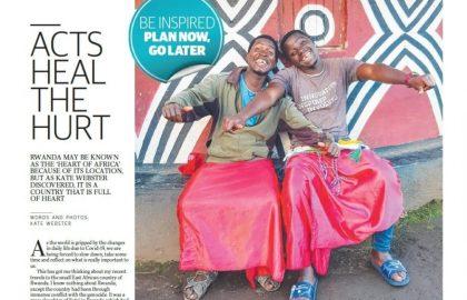 Rwanda Escape Article - Umbumuntu