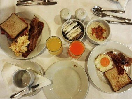 colazione riu karamboa
