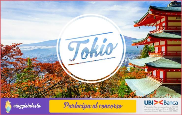 #viaggiointesta Tokyo