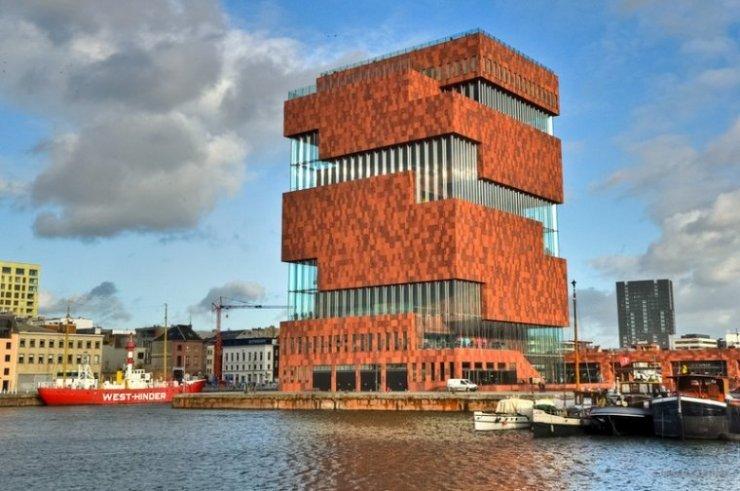 Museum MAS, Antwerp, Belgium
