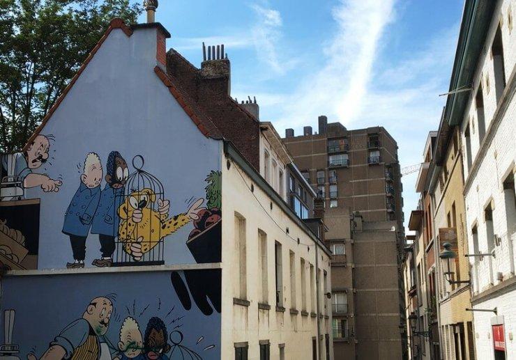murales bruxelles