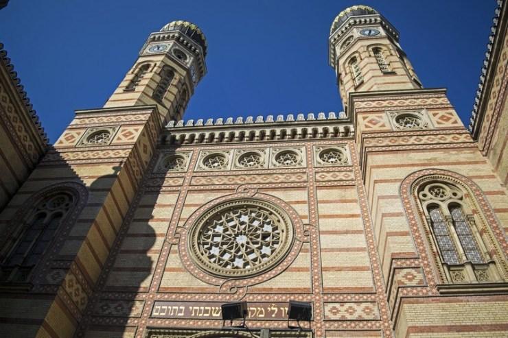 Grande Sinagoga Budapest