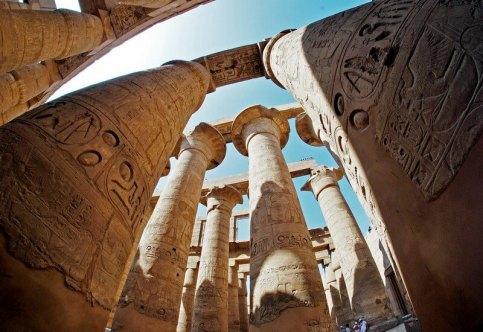 Tempio ipostilo Karnak