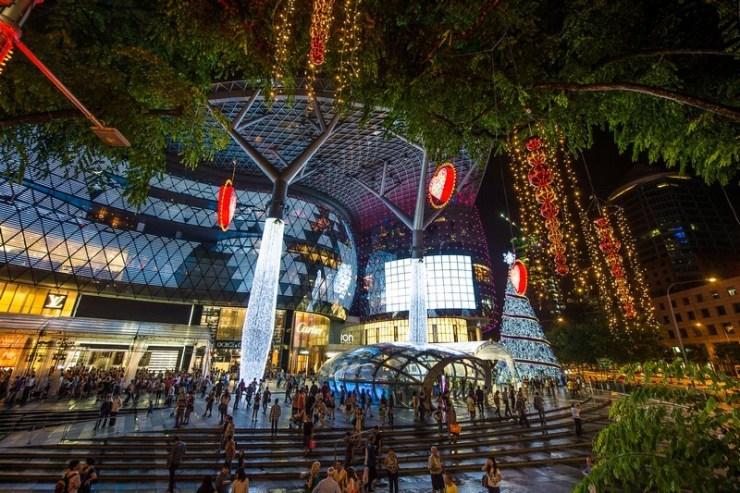 Natale a Singapore 4
