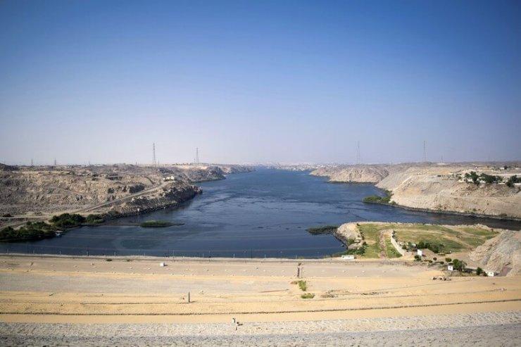 Escursione ad Aswan diga