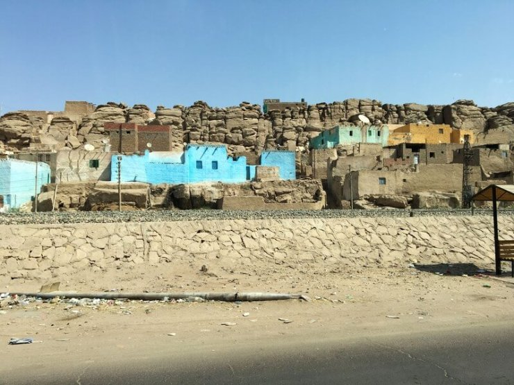 escursione ad aswan
