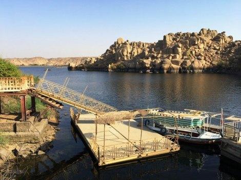 escursione ad aswan nilo 2