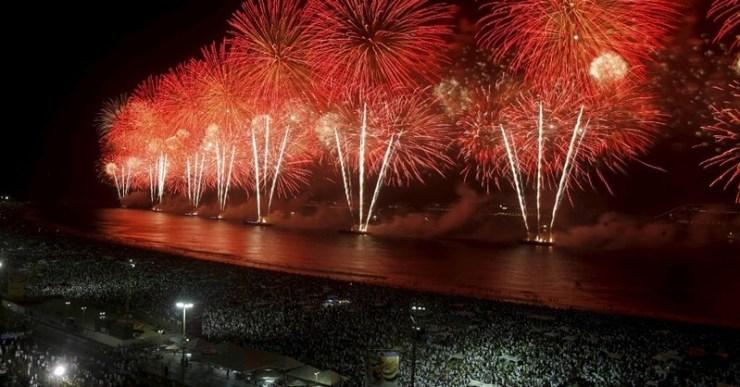 Capodanno 2017 in Europa e nel mondo - Rio