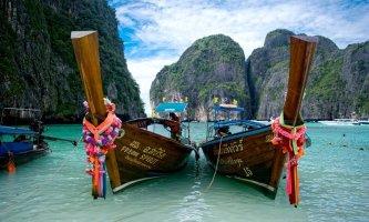 Phi Phi Island da Krabi, per una giornata a tutta natura