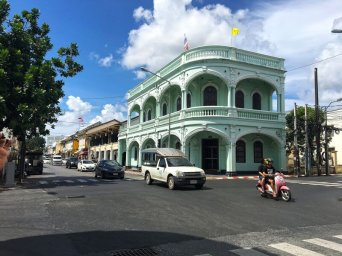 Thalong Road Phuket Town