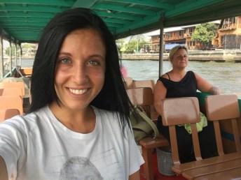 Battello Chao Phraya travelliAMO