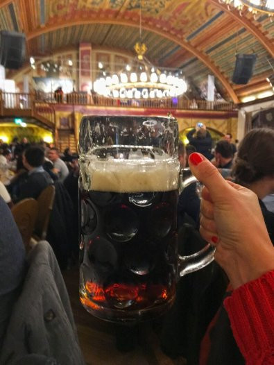 Hofbrauhaus week-end a Monaco