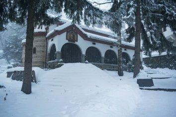Monastero di Dragalevtsi