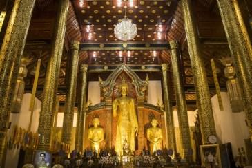 Chiang Mai tempio 2