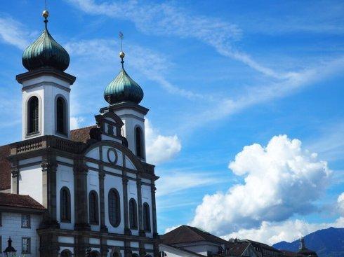 Chiesa Gesuita Lucerna