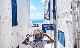 Sidi Bou Said in Tunisia: il villaggio bianco dalle porte blu