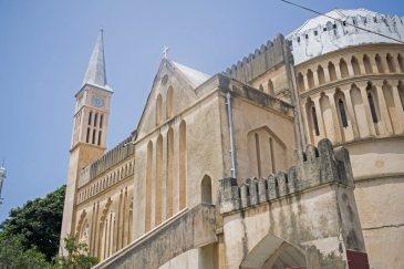 Chiesta anglicana Zanzibar